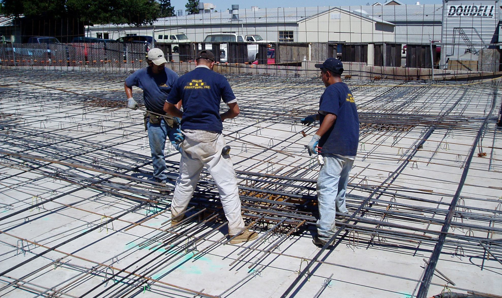 Avalon Structural :: Post-tensioned Concrete