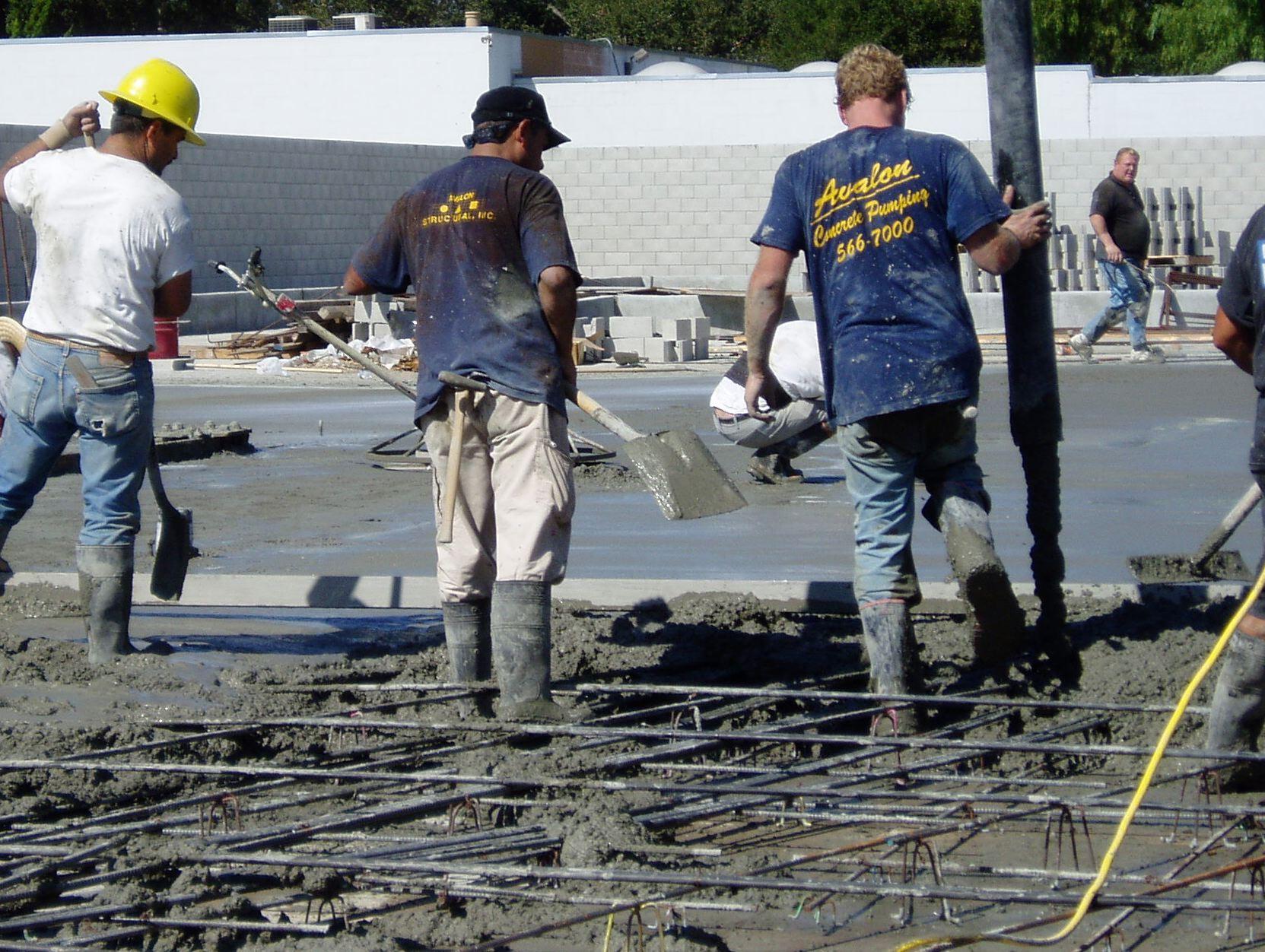 Post Tension Concrete Walls : Avalon structural post tensioned concrete
