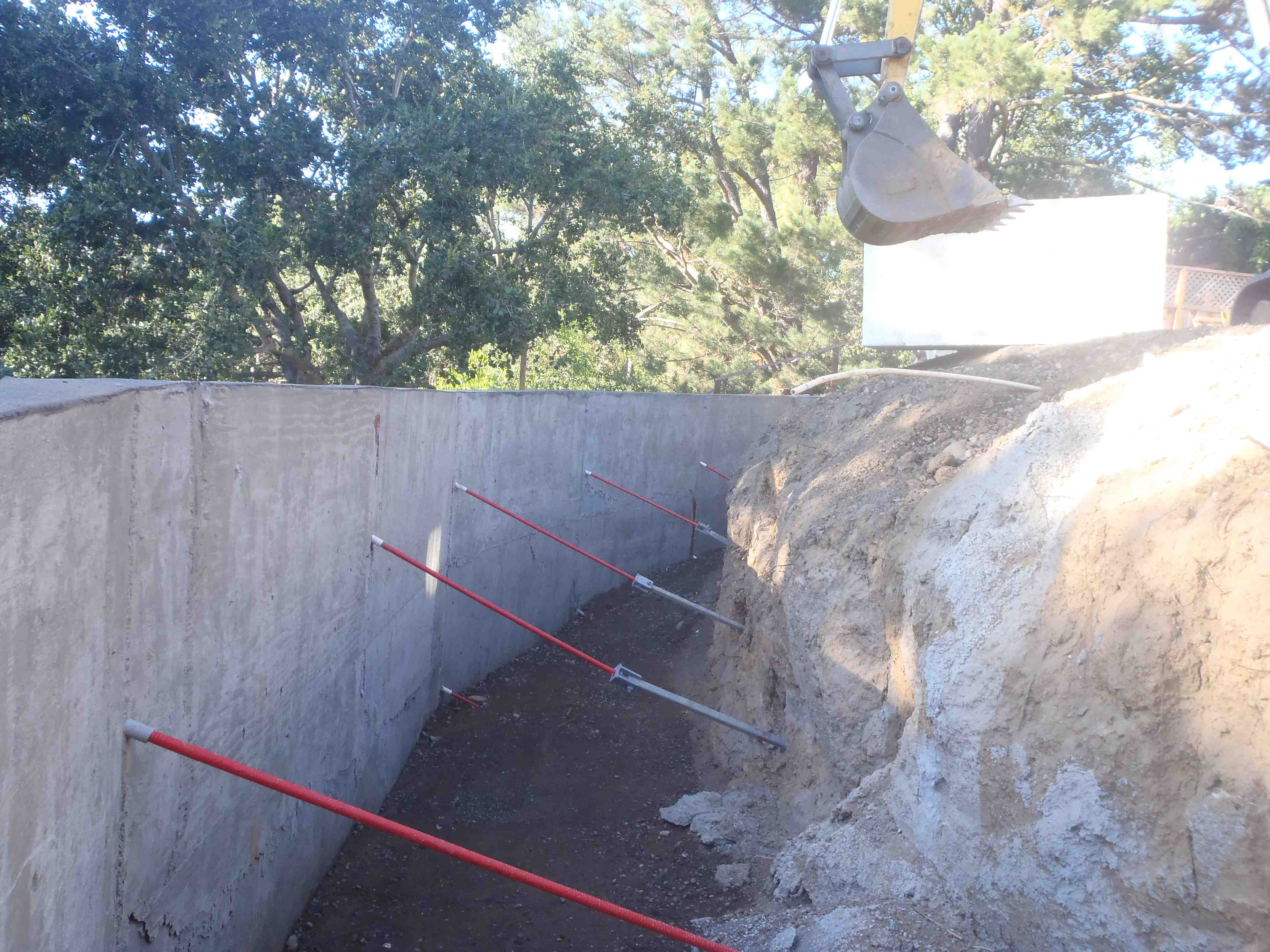 Avalon Structural Retaining Walls With Eps Blocks